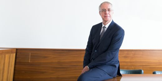 Ředitel nového Národního akreditačního úřadu Stanislav Labík.
