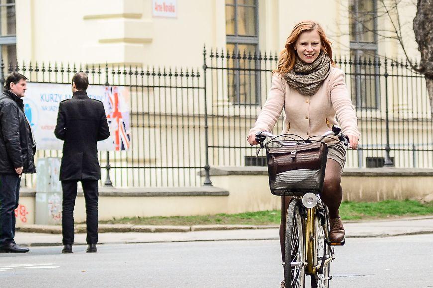Brno se čím dál víc stává městem cyklistů.