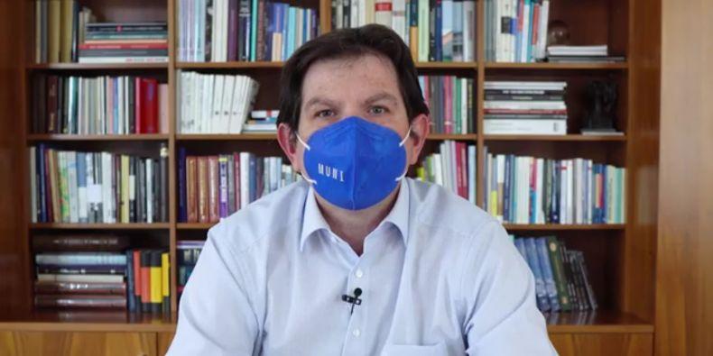 Rektor Martin Bareš k návratu části studentů