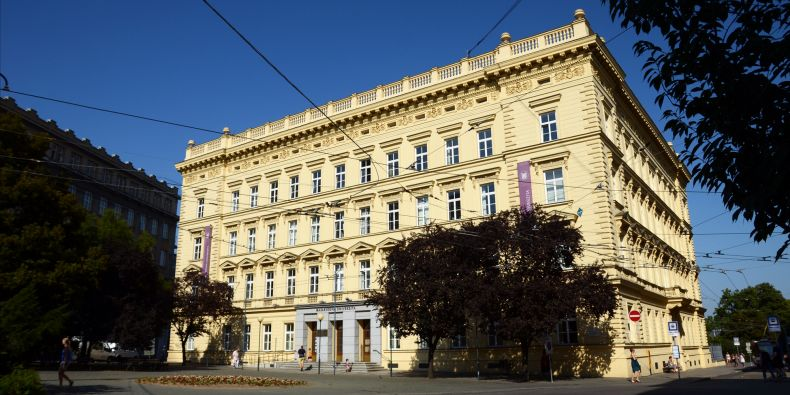 Rectorate of the Masaryk University.