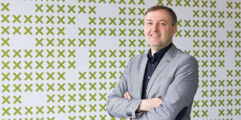 Robert Jahoda z Ekonomicko-správní fakulty MU.