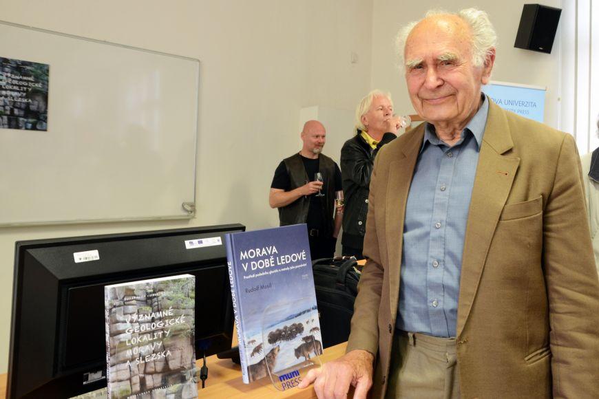 Profesor Rudolf Musil.