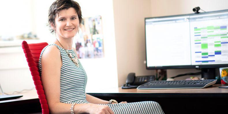 Hana Rudová přišla ve svojí dizertaci s prvním návrhem, který se časem přerodil v dnes celosvětově používaný systém UniTime.