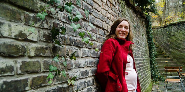 Těhotenství dalo studiu Jany Lokajové větší smysl.