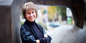 Profesorka Julie Pietroburgová z americké Southern Illinois University v Edwardsvillu vedla na Ekonomicko-správní fakultě MU kurz o fundraisingu.
