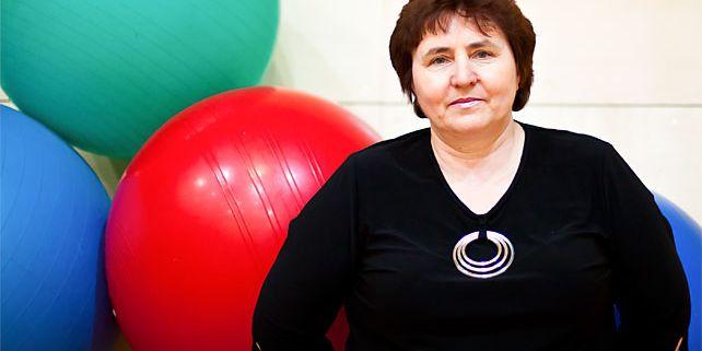 Marie Blahutková z fakulty sportovních studií coby psycholožka a expertka na psychomotoriku totiž tvrdí, že hýbat se je vůbec nejlepší způsob, jak bojovat se stresem. Foto: Ondřej Surý.