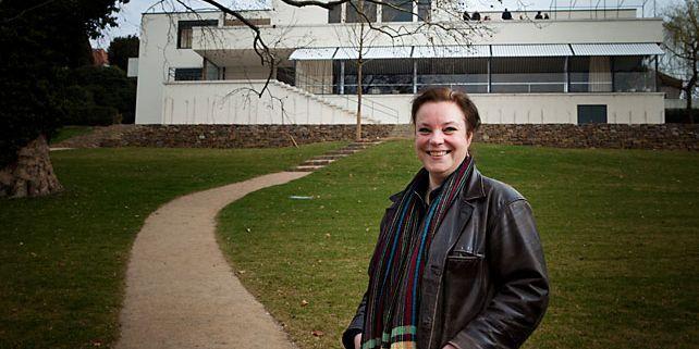 O vile Tugendhat se dříve psalo především v zahraniční odborné literatuře. V 80. letech byla totiž česká památková péče o moderní architekturu teprve v plenkách, vzpomíná Černoušková. Foto: Ondřej Surý.