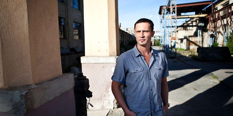 Jan Hladík se od studií zajímá o průmysl na jižní Moravě. Foto: Ondřej Surý.