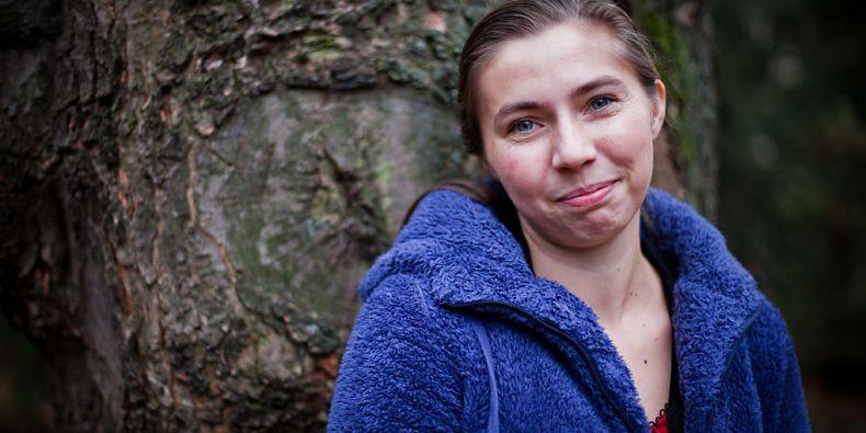 Doktorandka z přírodovědecké fakulty Marie Vymazalová vytvořila projekt na zachování ohrožených rostlin v lomu.