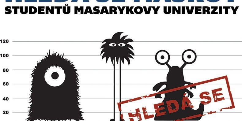 Studenská unie Munie vyhlásila soutěž o podobu nového maskota studentů Masarykovy univerzity. Foto: Munie.