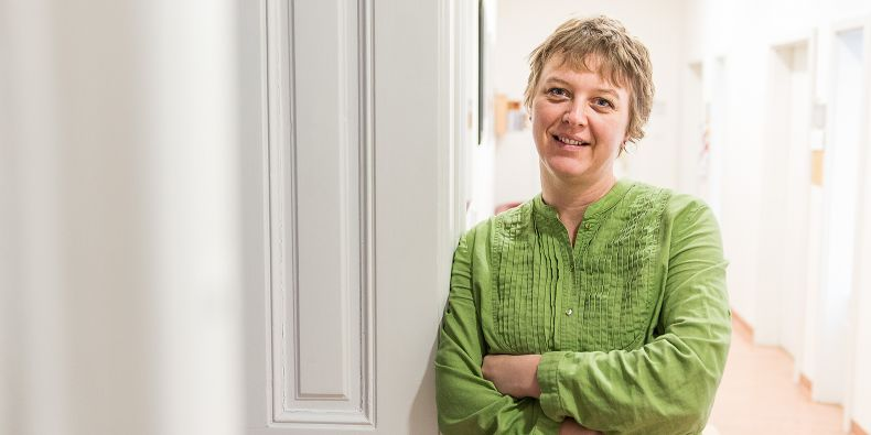 Academics can take a paid six-month sabbatical every seven years. Irena Kašparová, a social anthropologist, has used it for gaining a number of international contacts.