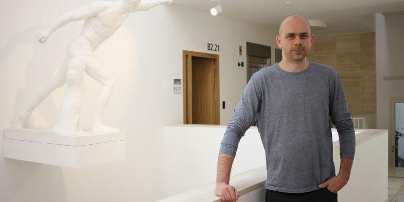 Čeněk Šašinka z Filozofické fakulty MU vedl výzkum softwaru.
