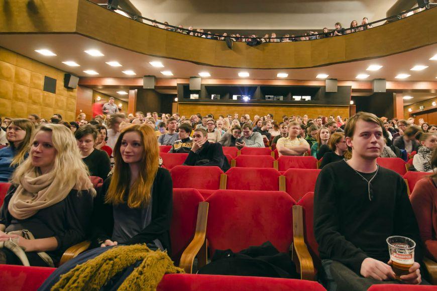 Univerzitní kino Scala.