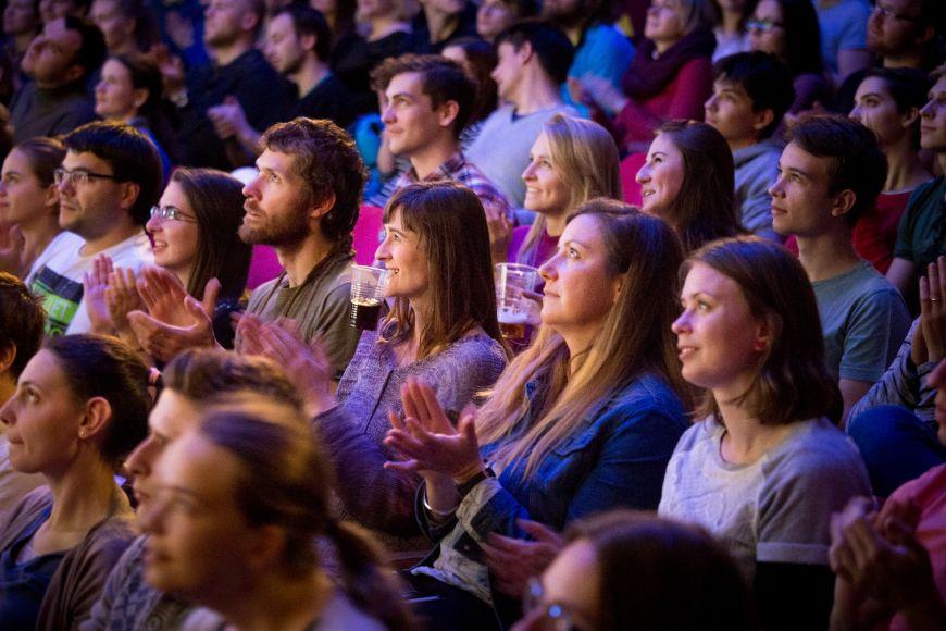 Univerzitní kino Scala opět plné diváků.