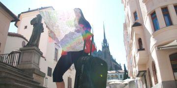 Než se zorientujete v Brně, nezapomeňte se rozkoukat po univerzitě. Zjistěte si, jak je to s tělocvikem a cizím jazykem. Ilustrační foto: Katarína Jablonská.