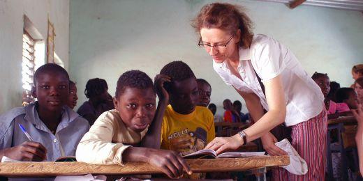 Humanitární pomoc má mnoho podob.