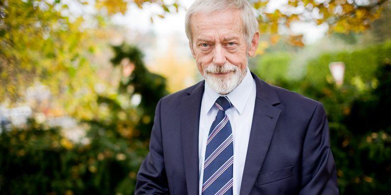 Filozof Josef Šmajs.