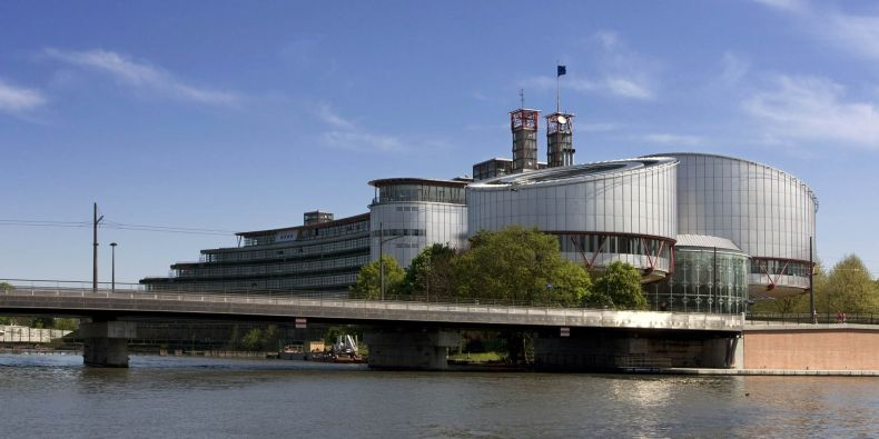 Evropský soud pro lidská práva ve Štrasburku.