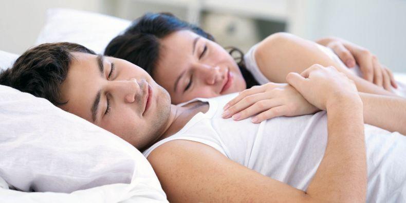Dobrý spánek závisí na mnoha faktorech.