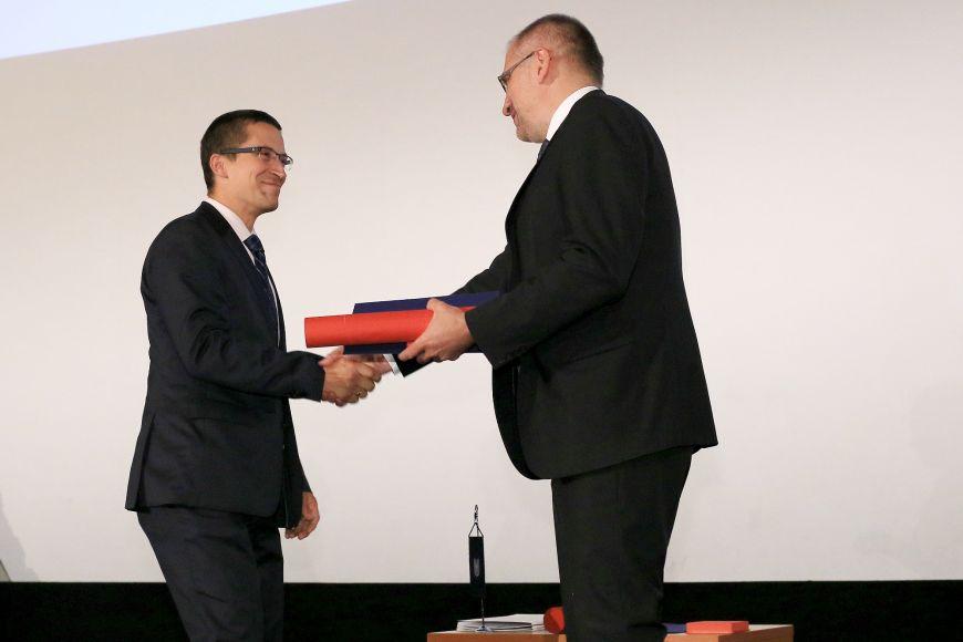 Stanislav Balík from FSS.