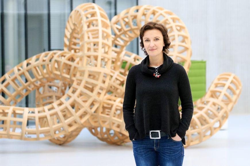 Štěpánka Vaňáčová působí vBrně od roku 2008, kdy si na Masarykově univerzitě založila vlastní výzkumnou skupinu.