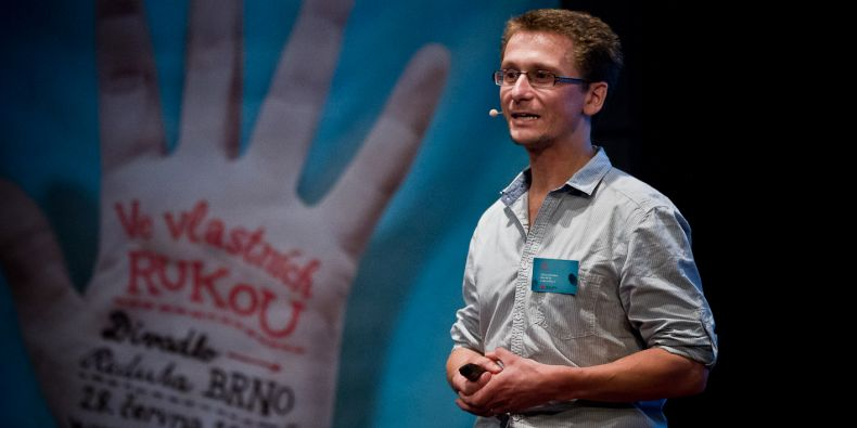 Psychoterapeut Jiří Šupa bořil mýty o schizofrenii.