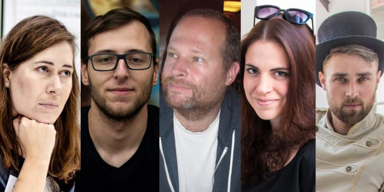 Helena Továrková, Miroslav Hanus, Vít Hloušek, Kamila Zlatušková nebo Adam Vodička. To jsou někteří z vystupujících.