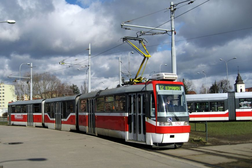 Trams, buses, and trolleybuses is an easy and reliable way to get around.