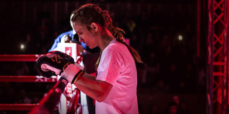 Svému sportu se Monika Chochlíková snaží věnovat na 150 procent, protože když to prý nedělá, daň za flákání je v boxu daleko větší než jinde.