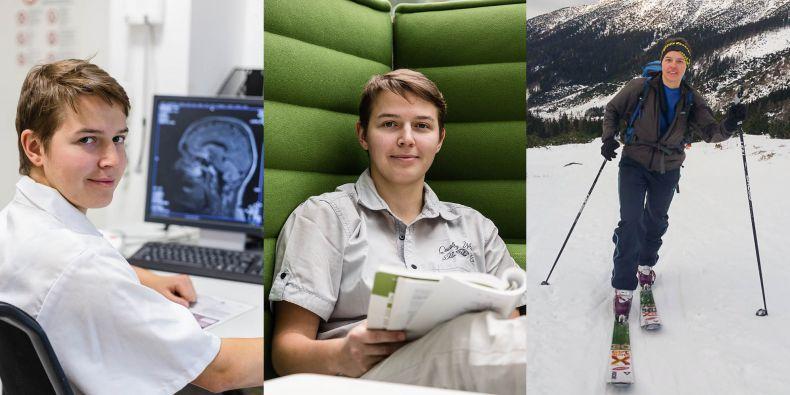 Už od prvního ročníku je Patrícia součástí programu s rozšířenou vědeckou přípravou P-PooL.