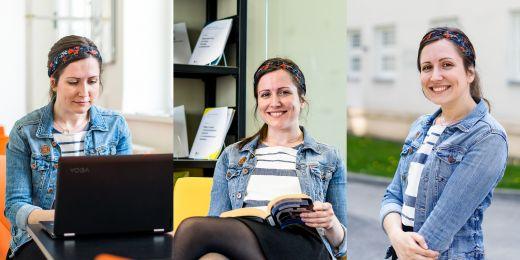 """Ivona Fořtová upozorňuje, že hodně studentů spoléhá pouze na studium. """"Nestačí to. Stále bychom měli vyhledávat způsoby, jak se sebezdokonalovat,"""" myslí si."""