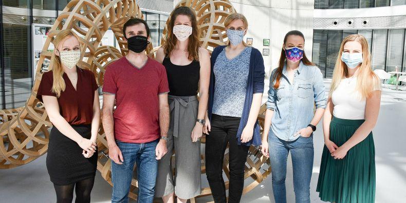 Tým autorů výzkumu pod vedení Michala Šmídy z institutu CEITEC Masarykovy univerzity.