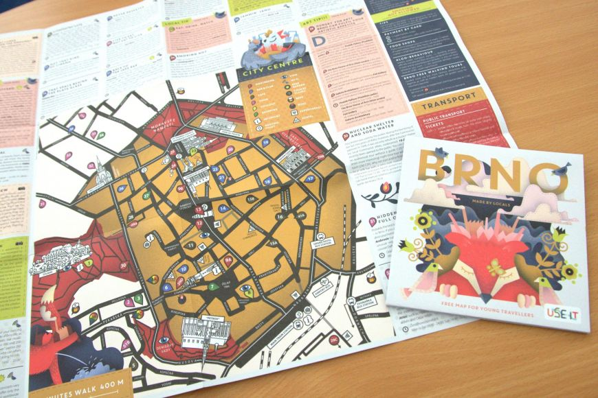 Use-It Map guide created by locals is a fantastic way to tour the city and fit right in while doing so.