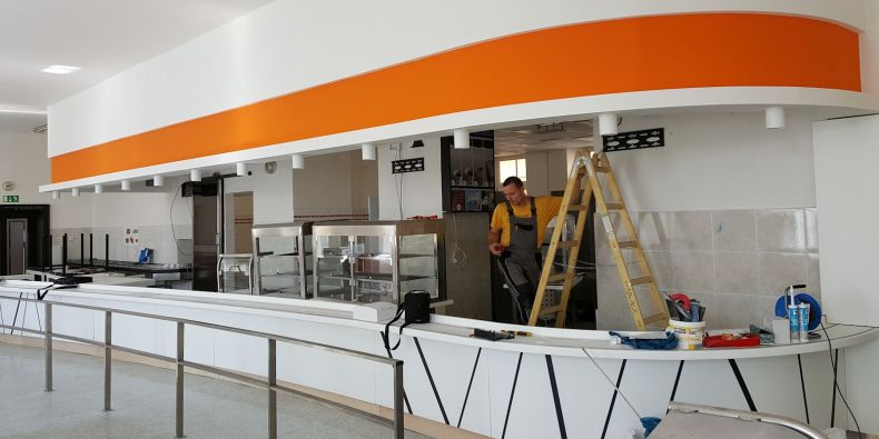 The new Veggie Bar offers a wider choice not only to vegetarians but also to vegans and followers of the raw food diet