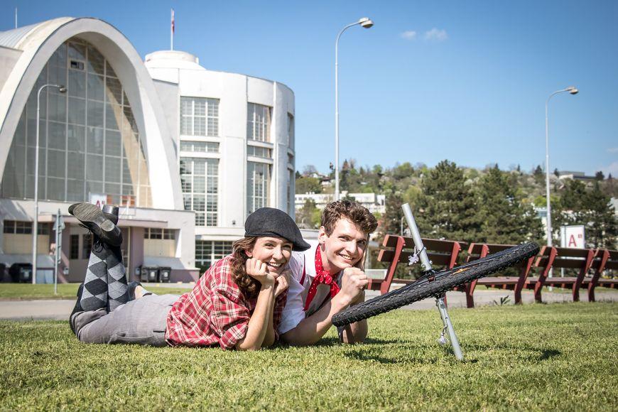 Odpolední program na festivalu zpestří venkovní expozice zábavního vědeckého parku VIDA!.