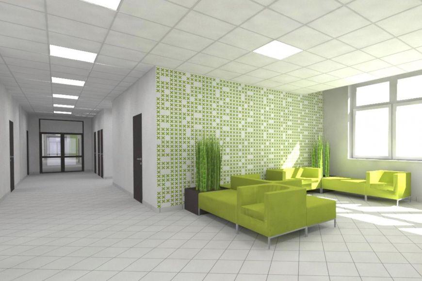Studenti se mohou těšit na nový nábytek vodpočinkových zónách ana nové sklápěcí sedačky na fakultních chodbách.