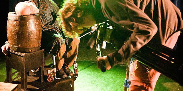 Filip Laureys pojal svoji bakalářskou práci prakticky a natočil film, který bude pro svoji prezentaci používat Liga vozíčkářů a jímž se snaží odbourat předsudky. Foto: Archiv A. Šedé.