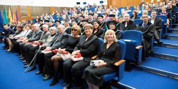 Univerzitní medaile, ocenění děkana nebo cenu Pedagog roku dostalo několik desítek fakultních osobností a absolventů.
