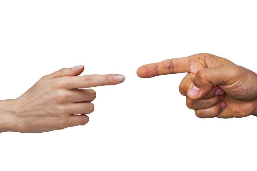 Partnerské vztahy - ilustrační foto