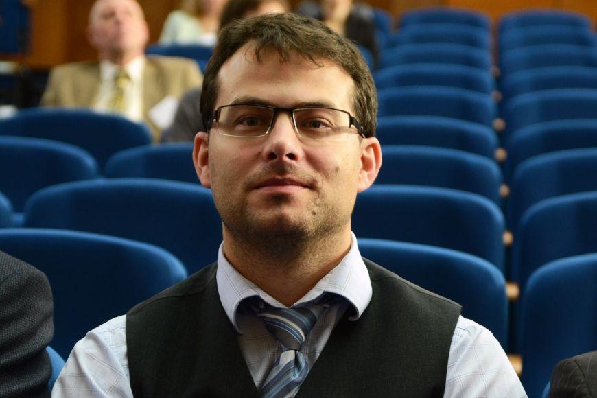 Petr Švenda.