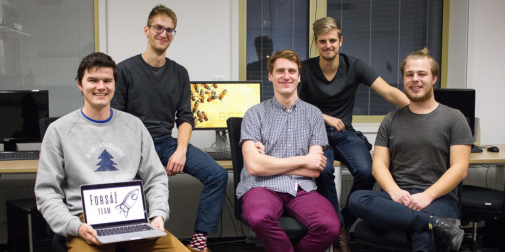 Mladí informatici vyvinuli zařízení na monitoring včel