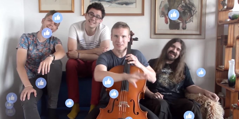 Video: Filmový festival informatiků vyhrála hudební komedie