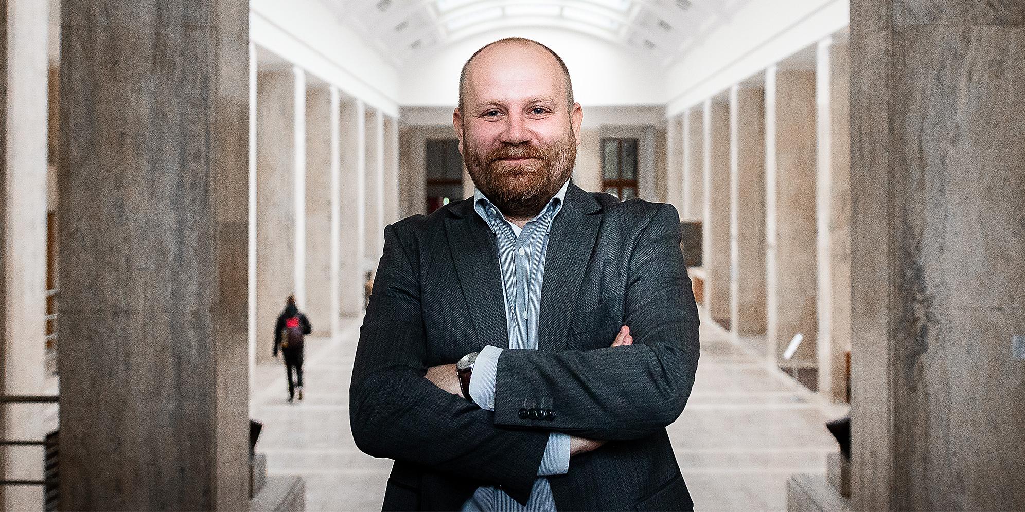 Foto: Nový děkan Právnické fakulty MU: Musíme víc mluvit o náplni studia