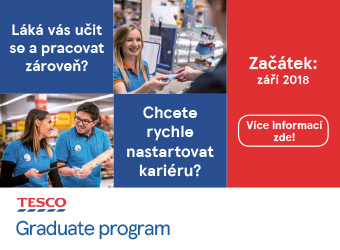Tesco Graduate Program – Přihlas se zde