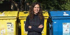 Jana Soukopová je vedoucí nového Institutu pro udržitelnost a cirkularitu.