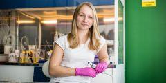 Michaela Gregorová je už třetí studentkou Masarykovy univerzity, která v prestižní soutěži The Undergraduate Awards uspěla.