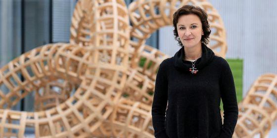 Do Česka se Štěpánka Vaňáčová vrátila před devíti lety, když si tu díky evropským grantům mohla založit vlastní výzkumnou skupinu.
