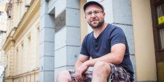 Jakub Macek stráví jarní semestr na Pennsylvania State University.