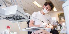 Filip Hromčík chce pokračovat v doktorském studiu.