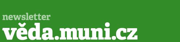 Newsletter věda.muni.cz